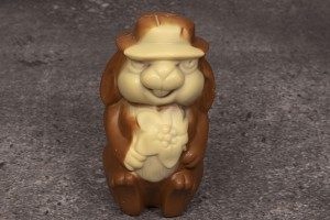 Bolhaas klein marmer chocolade